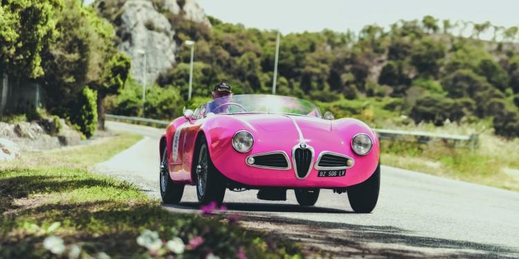 Alfa 1900 barchetta 1954
