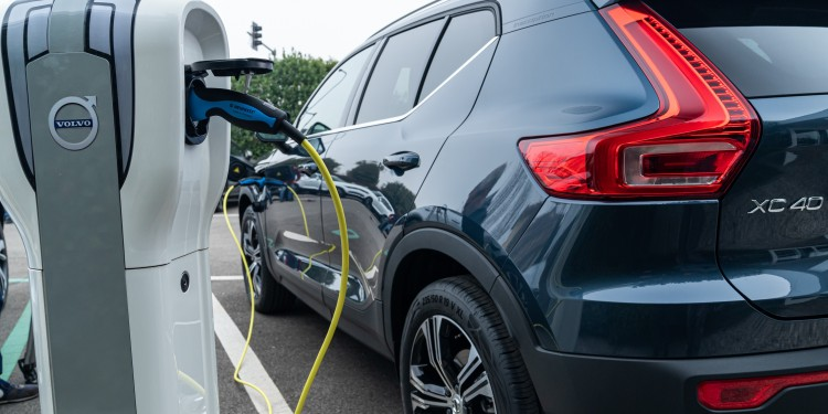 Volvo XC40 Recharge Test Drive - T5 PLUG-IN HYBRID DENIM BLU - STATICHE